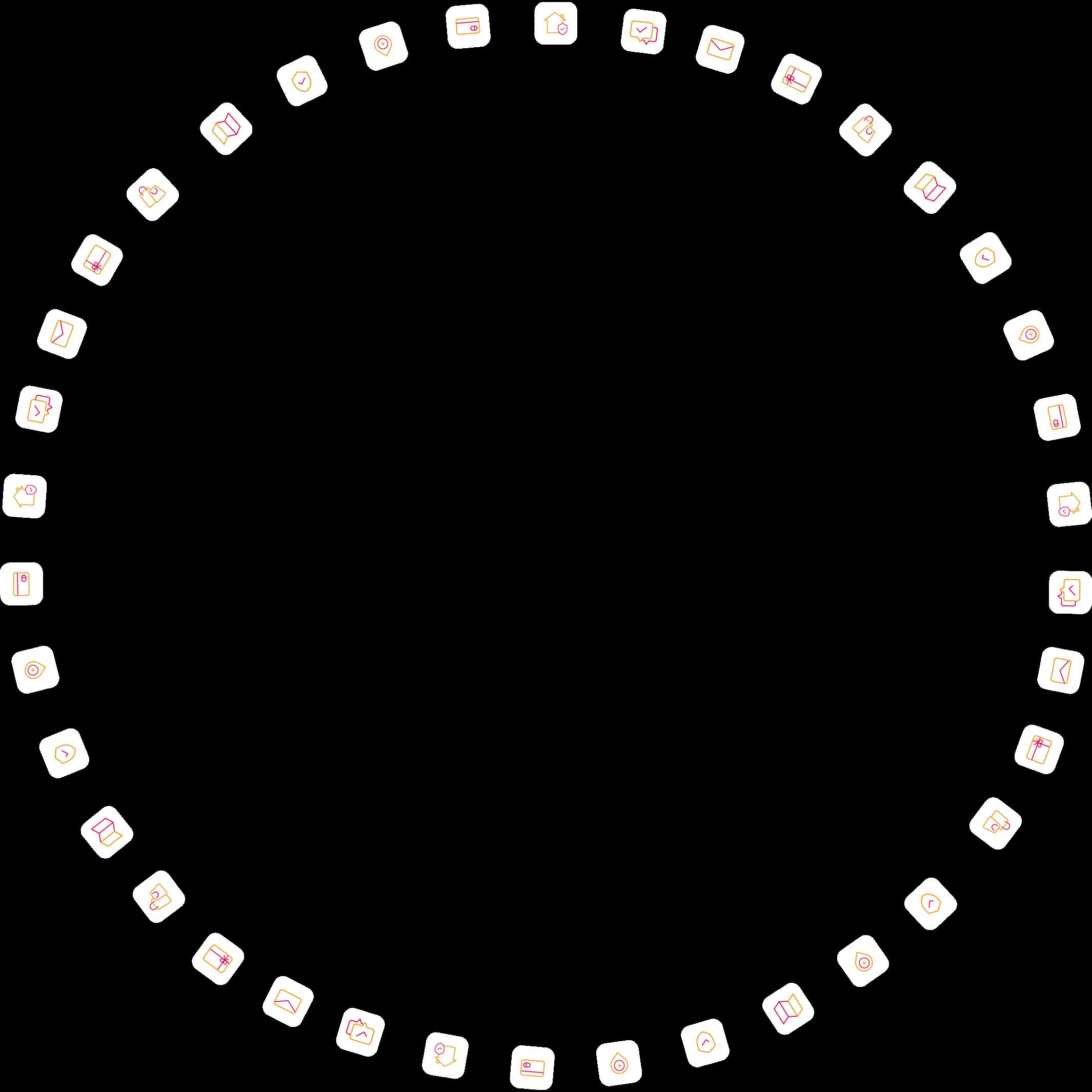 icons rotate -